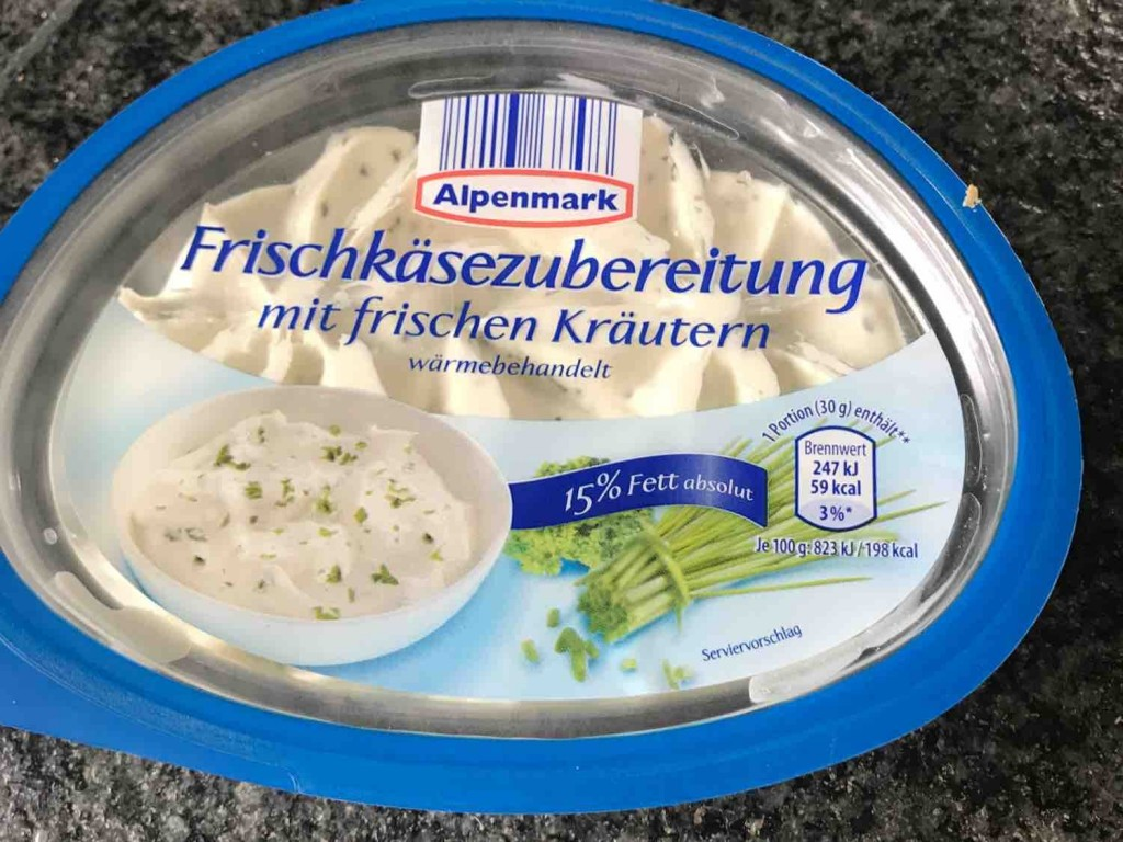 Frischecreme, mit frischen Kräutern von Hans1003 | Hochgeladen von: Hans1003