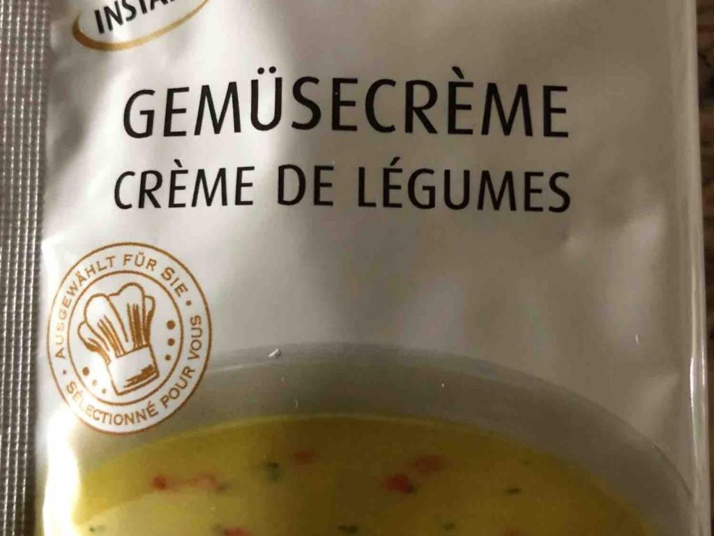 Gemüsecrème Suppe, mit Wasser von Baba138   Hochgeladen von: Baba138