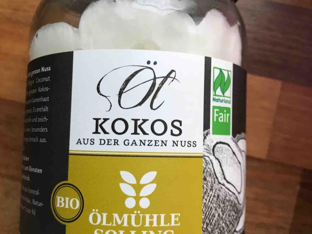 Kokosöl EG-Bio, nativ von blgesund | Hochgeladen von: blgesund