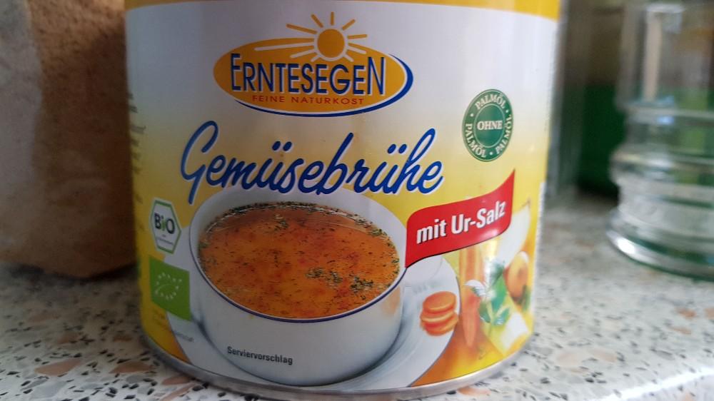 Gemüsebrühe, mit Ur-Salz von Tina0566   Hochgeladen von: Tina0566