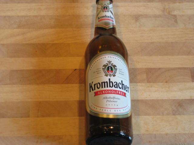 Krombacher alkoholfrei, Bier   Hochgeladen von: mr1569