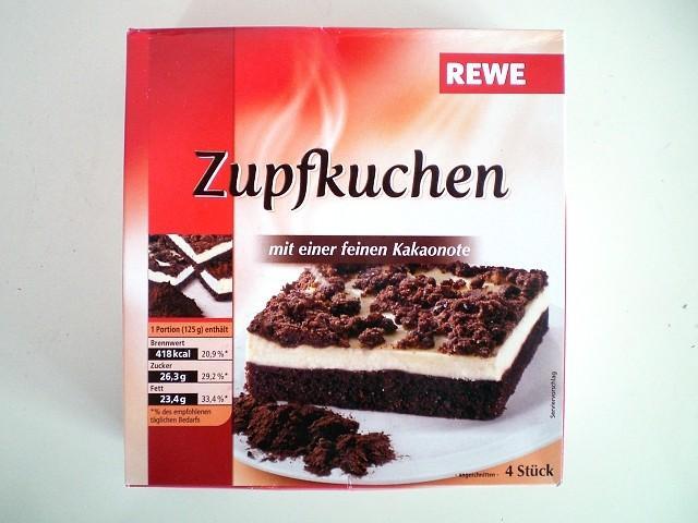 Fotos Und Bilder Von Kuchen Torten Zupfkuchen Rewe Fddb