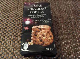 Premium Triple Chocolate Cookies (Netto)   Hochgeladen von: TwentyEight