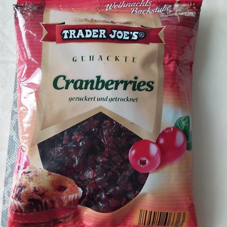 Cranberries, gehackt, getrocknet von Nini53 | Hochgeladen von: Nini53