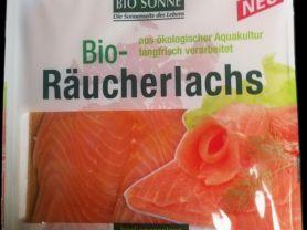 Bio-Räucherlachs, trockengesalzen   Hochgeladen von: funta