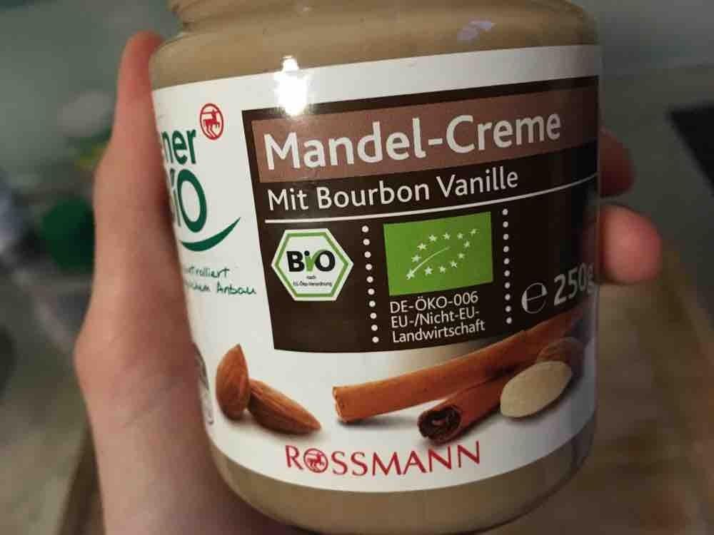 Mandel-Creme, Mit Bourbon Vanille von paulaner | Hochgeladen von: paulaner