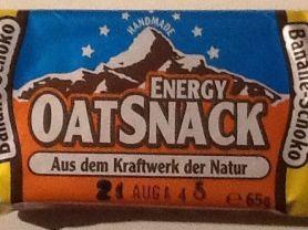 Energy Oatsnack, Banane-Schoko   Hochgeladen von: Palda