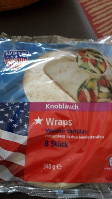 Tortilla Wraps, Knoblauch von G.K | Hochgeladen von: G.K