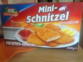 Mini Schnitzel   Hochgeladen von: ebil23
