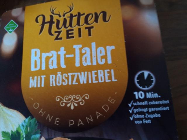 Brat-Taler , mit Röstzwiebeln von anke28475 | Hochgeladen von: anke28475