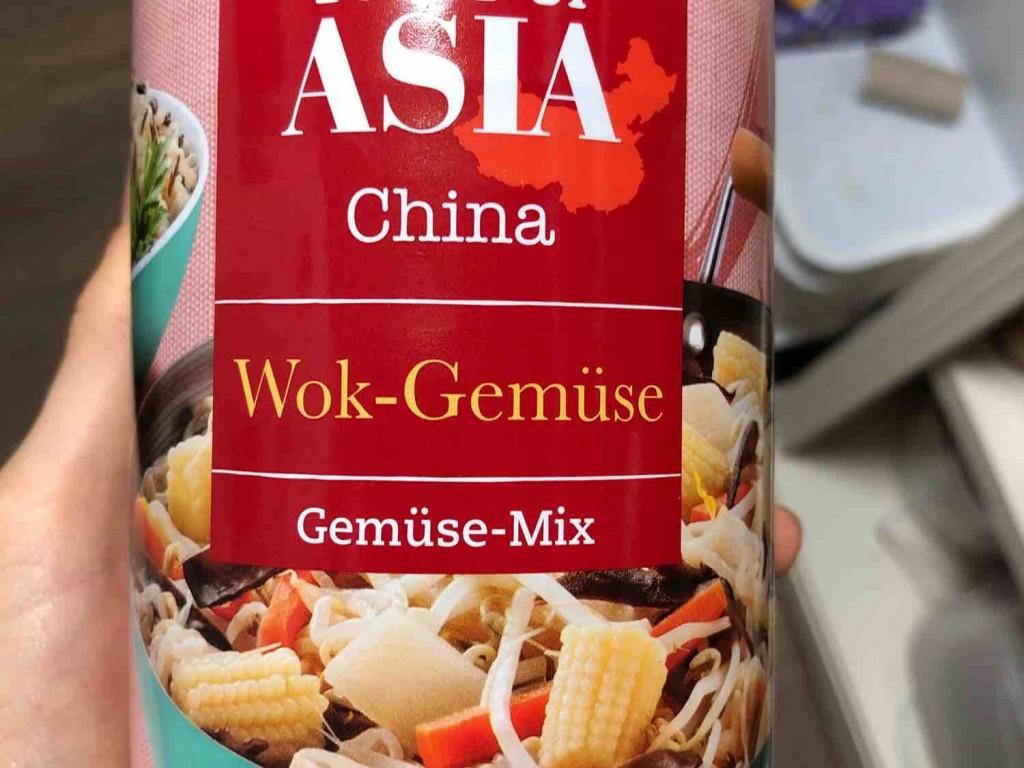 Wok-Gemüse, Gemüse-Mix von alexandra.habermeier | Hochgeladen von: alexandra.habermeier