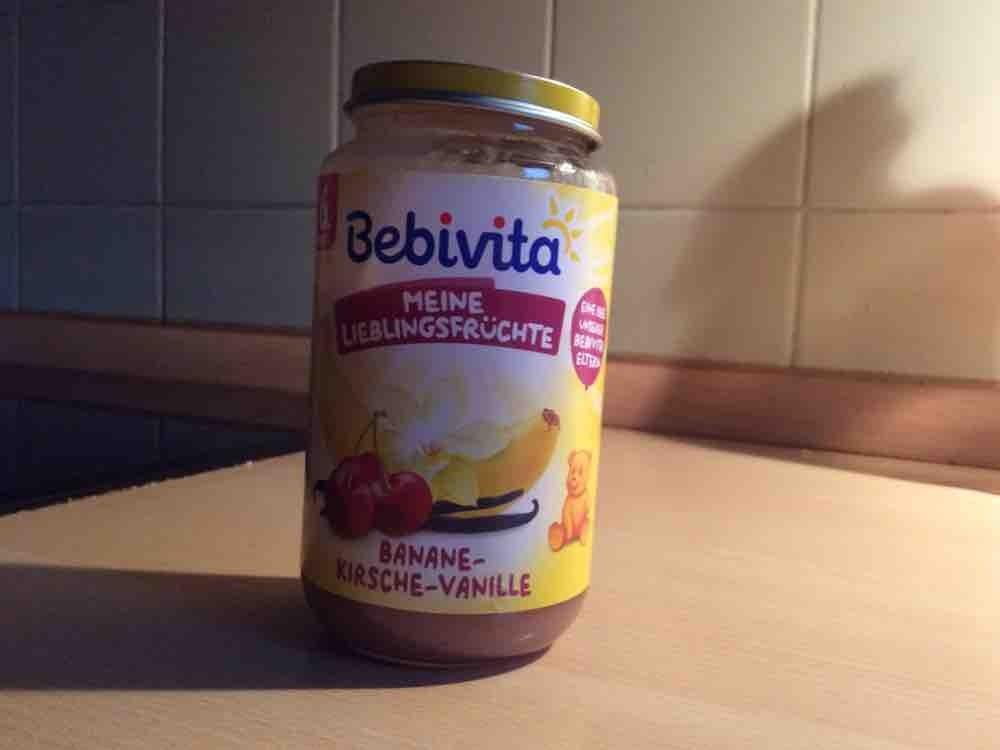 Babybrei, Banane Kirsche Vanille  von kiwiberlin   Hochgeladen von: kiwiberlin