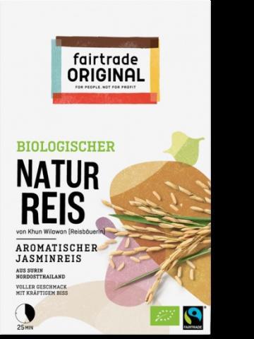 Biologischer Naturreis, Aromatischer Jasminreis | Hochgeladen von: AnnikaAnna