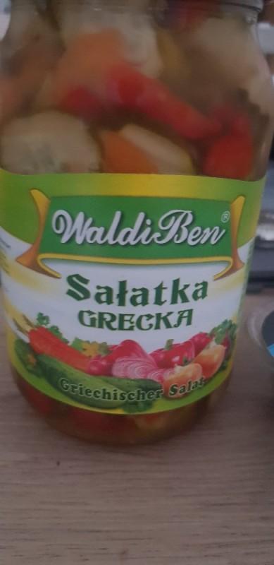 Griechischer Salay, Salat von Zanetta | Hochgeladen von: Zanetta