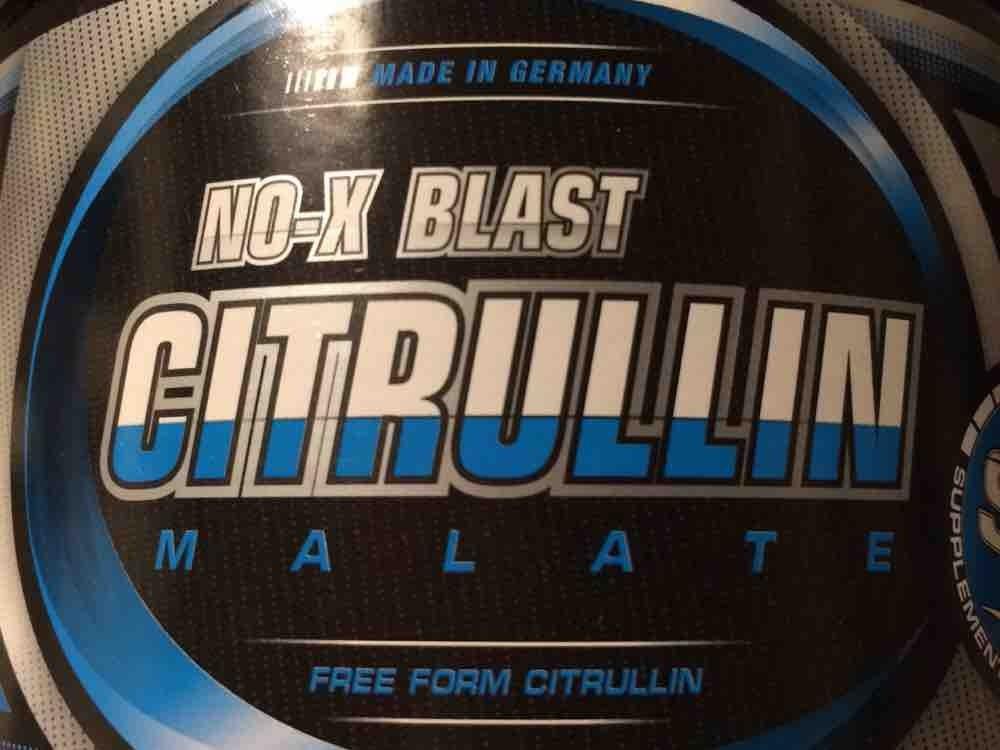 No-X Blast Citrullin von Technikaa   Hochgeladen von: Technikaa