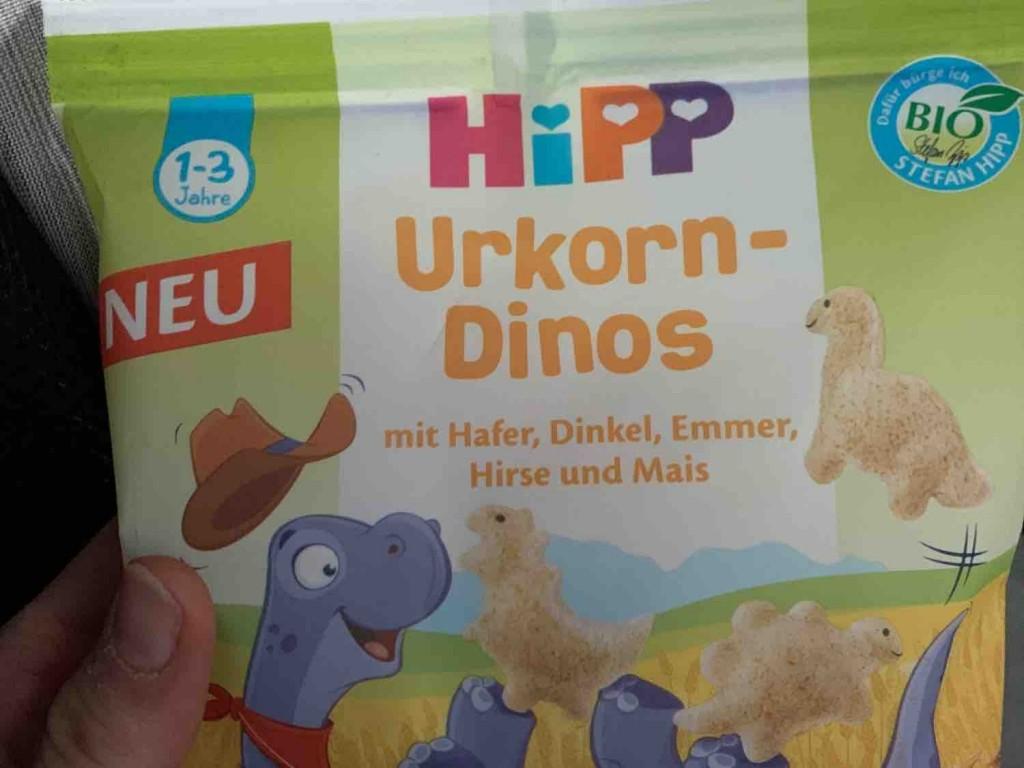 Urkorn Dinos von RappelZappel | Hochgeladen von: RappelZappel