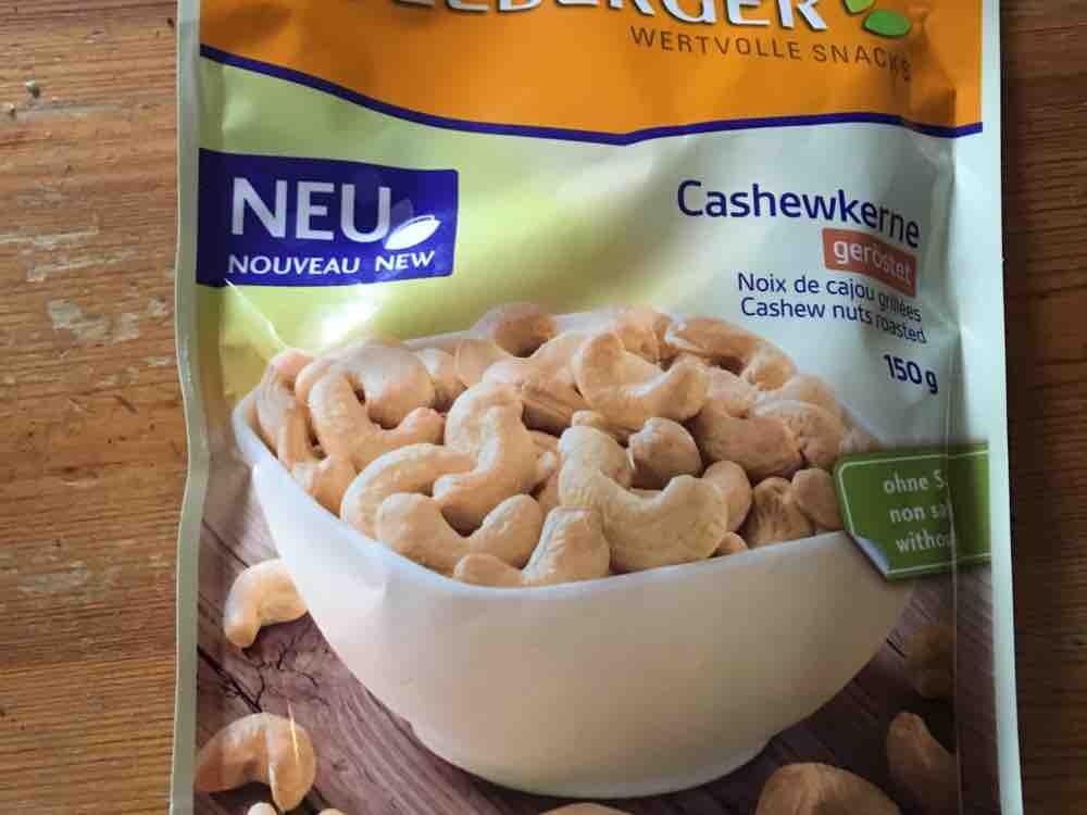 Cashewkerne geröstet , ohne Salz von pejayg   Hochgeladen von: pejayg
