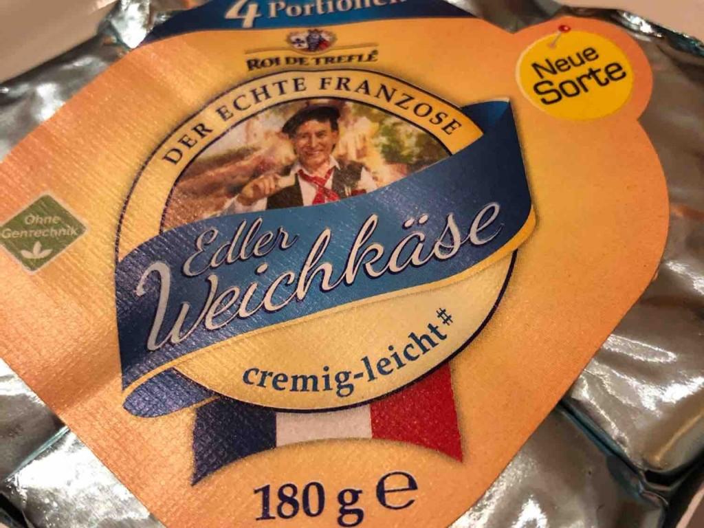 Der echte Franzose Edler Weichkäse von Heikogr | Hochgeladen von: Heikogr