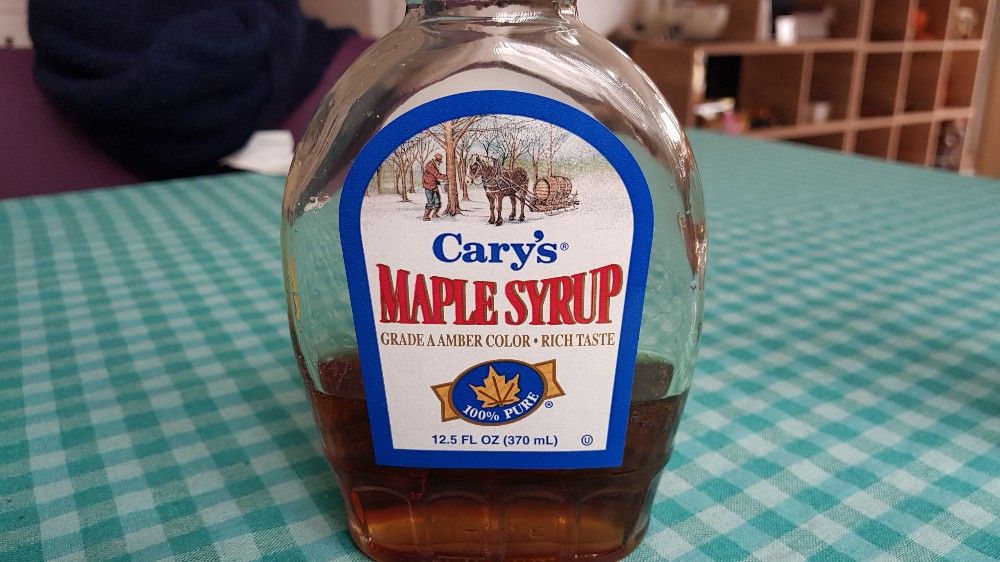 Maple Syrup, organic Ahornsirup von beatemitt517 | Hochgeladen von: beatemitt517