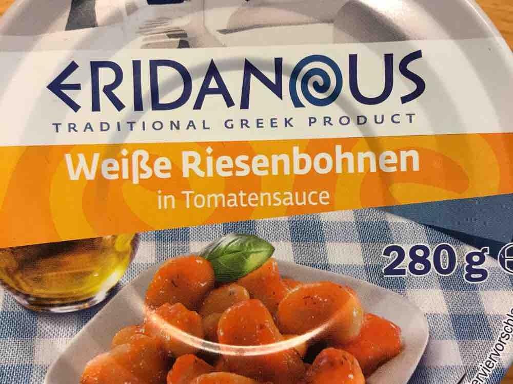 Weiße Riesenbohnen in Tomatensauce von Pauli62   Hochgeladen von: Pauli62