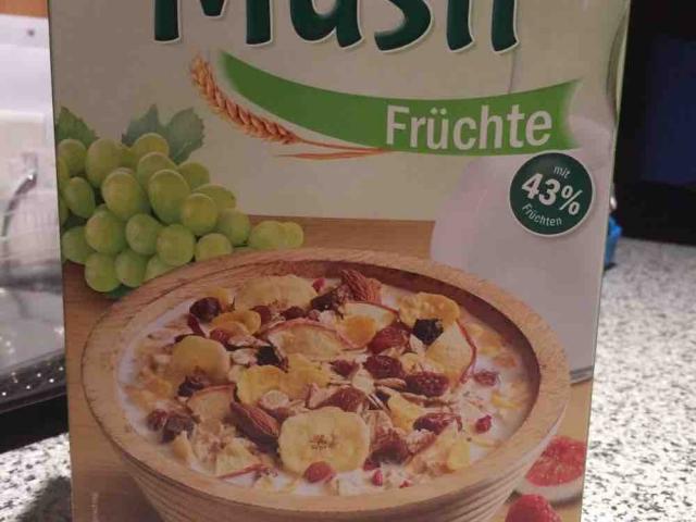 Müsli, Früchte von petrafaust75 | Hochgeladen von: petrafaust75
