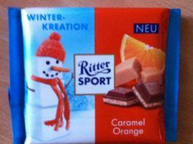 Ritter Sport, Caramel Orange   Hochgeladen von: eugen.m
