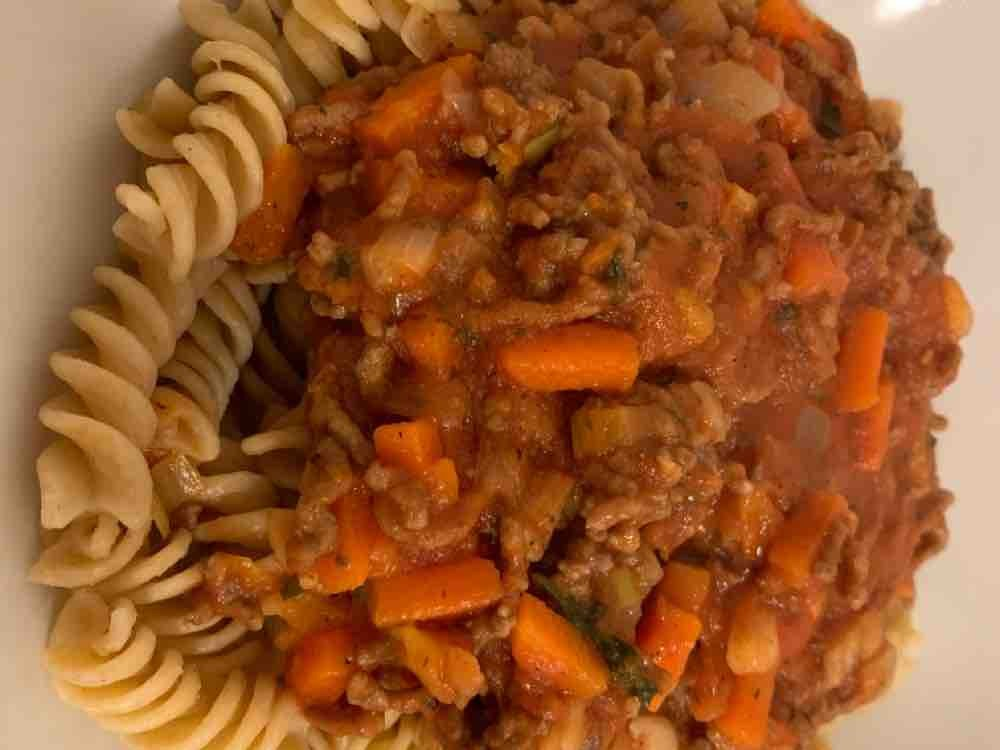 Gemüse Bolognese Rind von Susiiii   Hochgeladen von: Susiiii