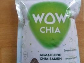Chiasamen, gemahlen   Hochgeladen von: subtrahine