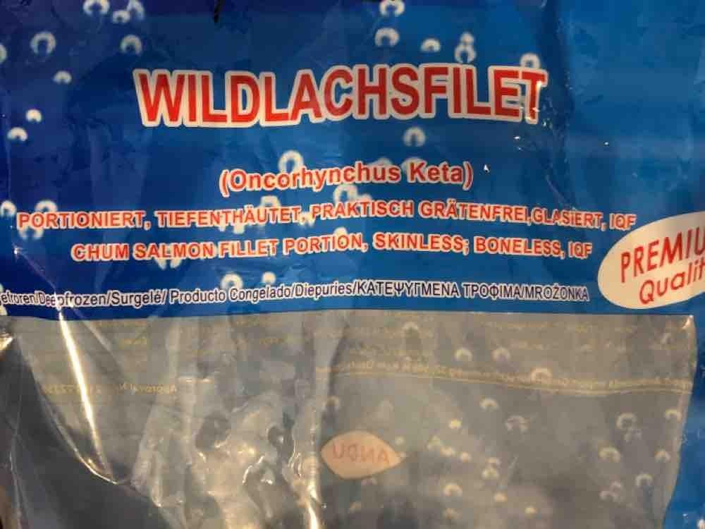 wildlachs andu, wildlachs andu von eknuell30 | Hochgeladen von: eknuell30