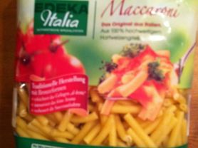 Maccaroni Edeka Italia, Nudeln | Hochgeladen von: Mozart06x
