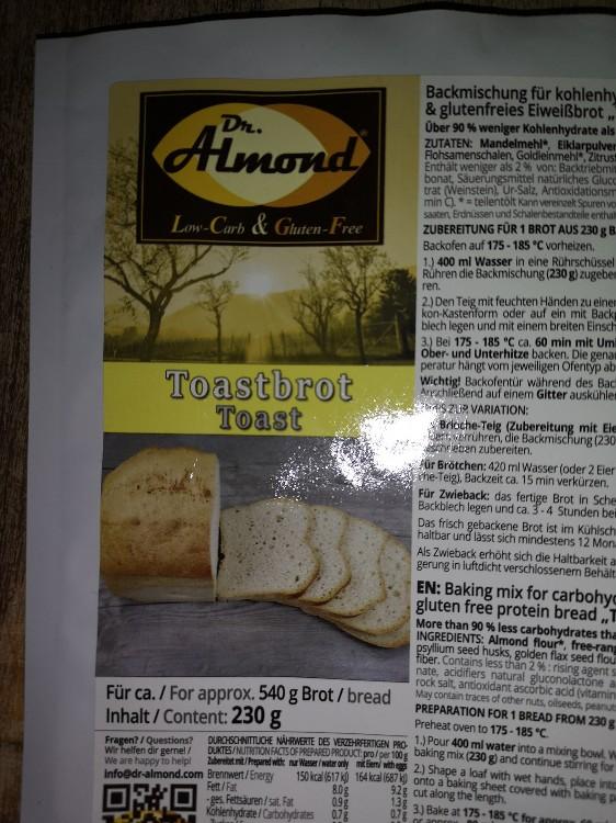 dr. almond  toastbrot, mit ei von Onjmal | Hochgeladen von: Onjmal