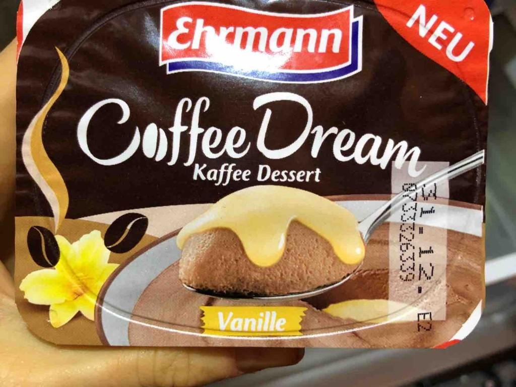 Kaffee Dessert mit Vanille von alexandra.habermeier | Hochgeladen von: alexandra.habermeier