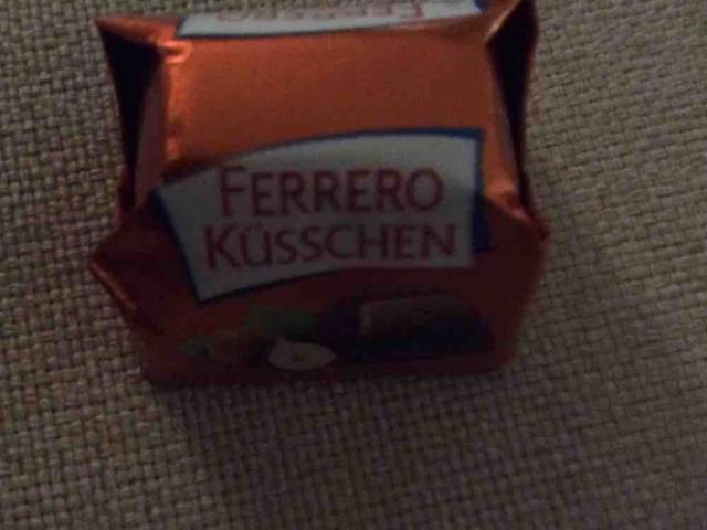Ferrero Küsschen von anke m   Hochgeladen von: anke m