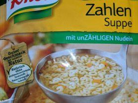 Zahlen Suppe, Suppenliebe   Hochgeladen von: Adbrag