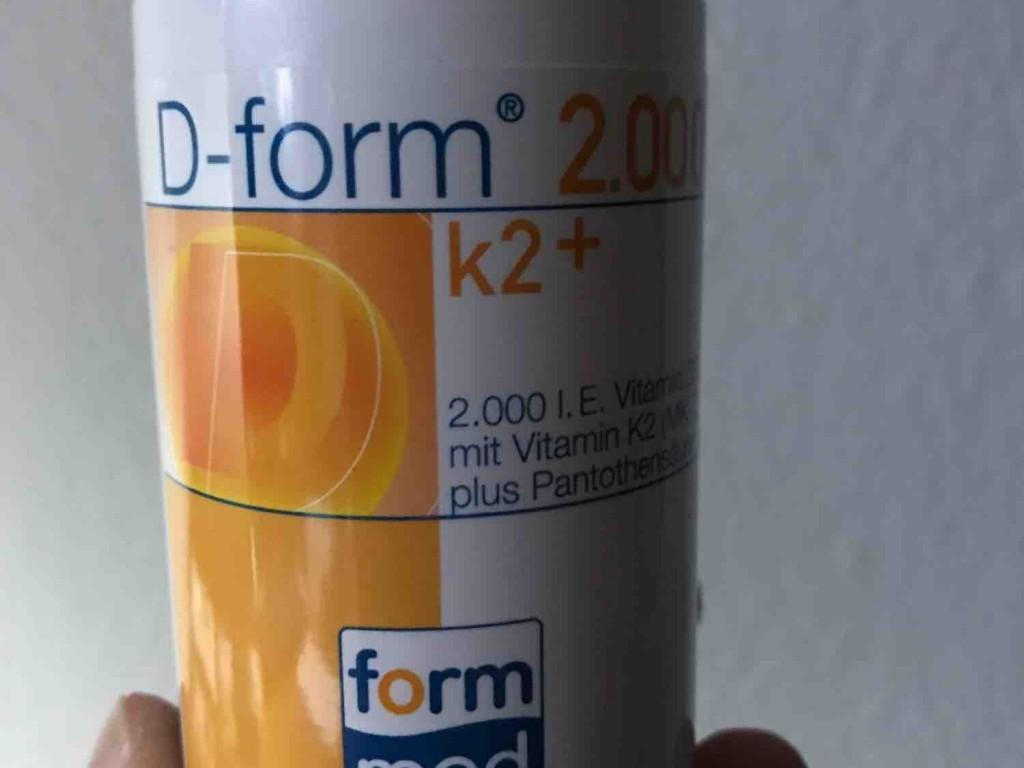 D-form 2000 k2+ von spacy   Hochgeladen von: spacy