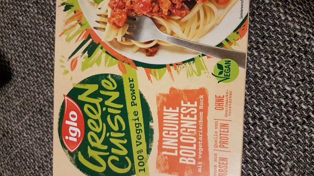 Green Cuisine Linguine Bolognese, Mit vegetarischem Hack von Phoenixx23 | Hochgeladen von: Phoenixx23