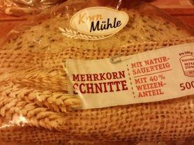 Mehrkorn Schnitte, Brot   Hochgeladen von: Sabine34Berlin