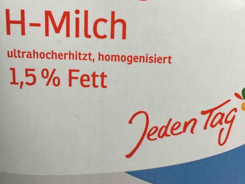 Fettarme H-Milch, 1,5 % Fett von PeterK2808 | Hochgeladen von: PeterK2808