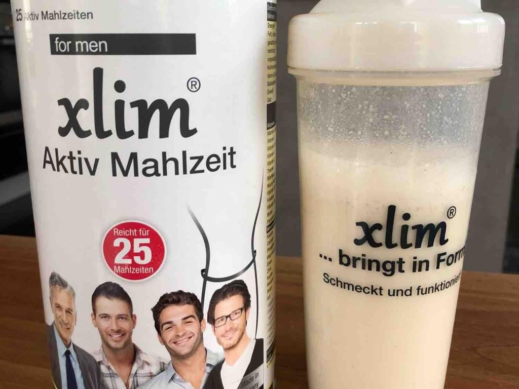 xlim Aktiv Mahlzeit mit Milch 1,5%, Schoko von TaunusWatcher   Hochgeladen von: TaunusWatcher