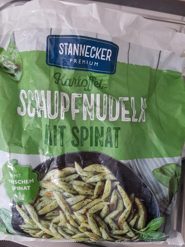 Schupfnudeln mit Spinat von Campbell | Hochgeladen von: Campbell