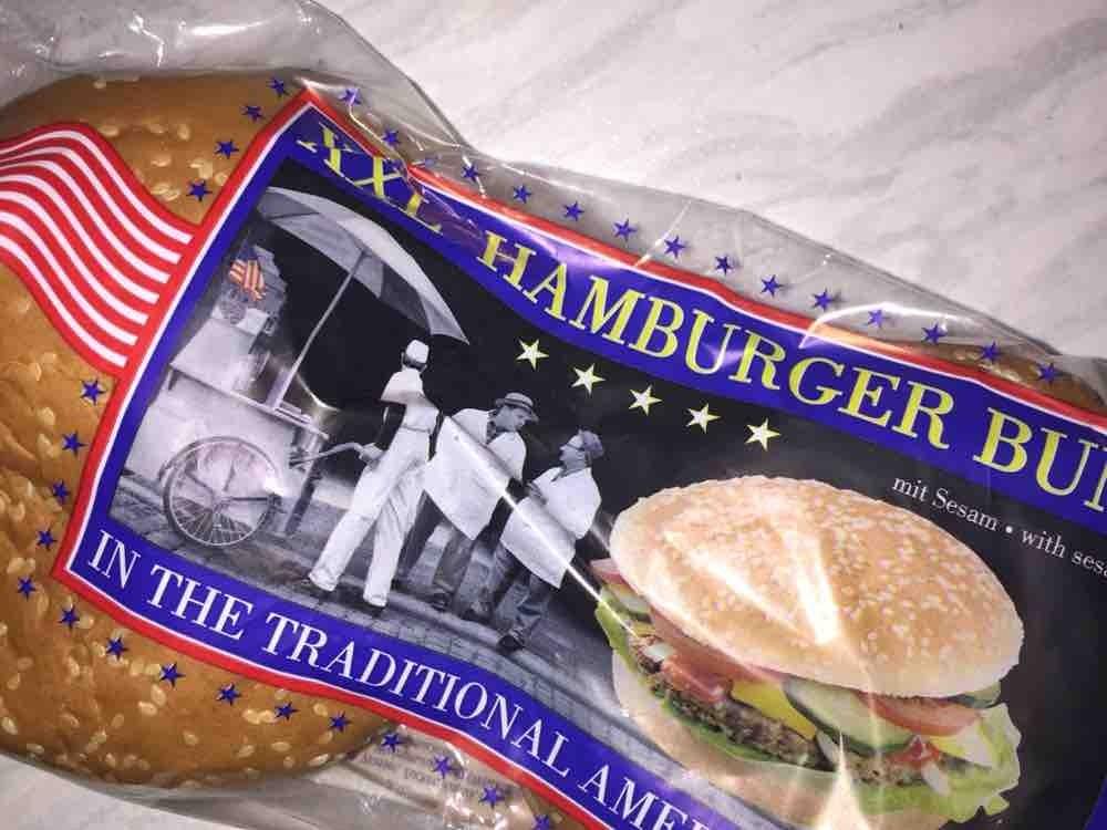 XXL Hamburger Bund von tjacelinaa | Hochgeladen von: tjacelinaa