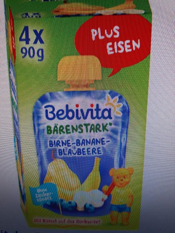 Bärenstark Birne-Banane-Blaubeere von JJU   Hochgeladen von: JJU