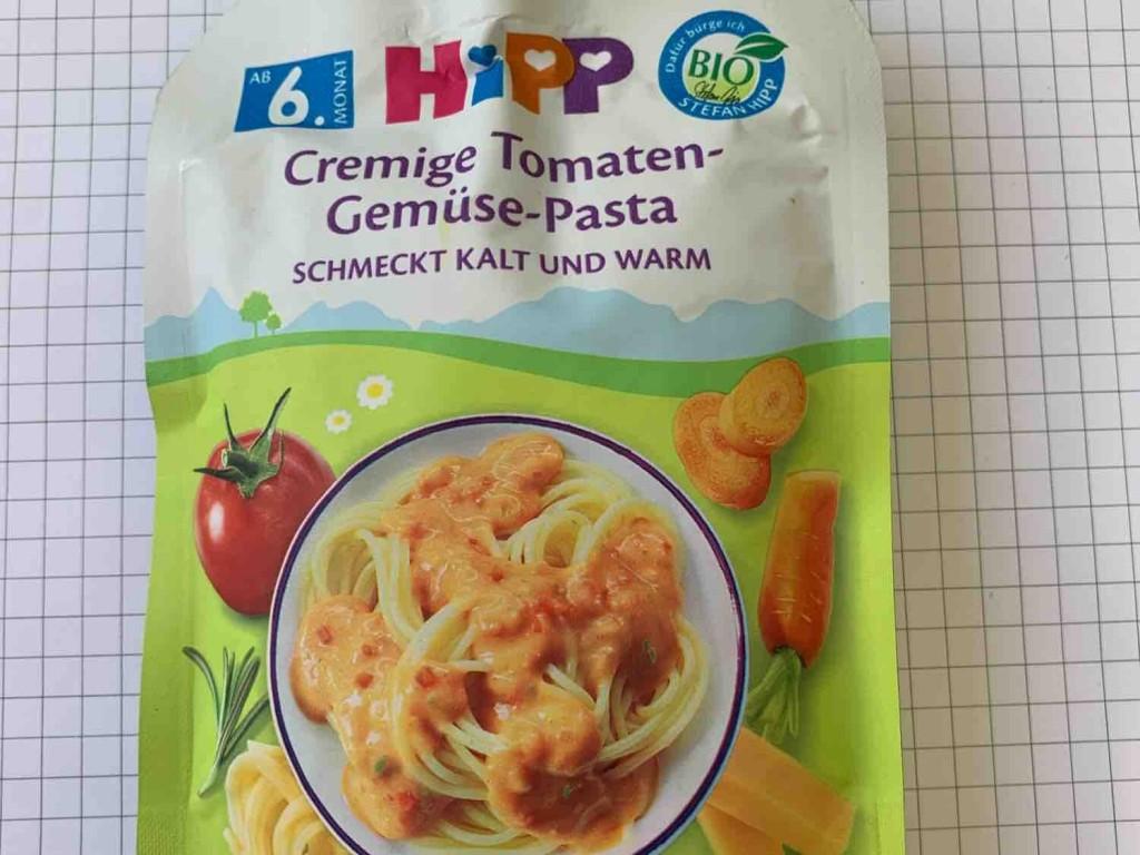 cremige Tomaten Gemüse Pasta von LachDa   Hochgeladen von: LachDa