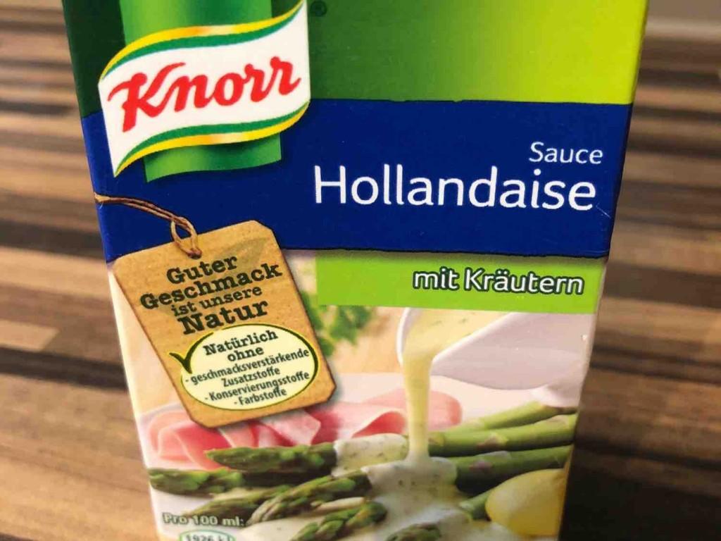 Sauce Hollandaise, mit Kräutern von sirius808 | Hochgeladen von: sirius808