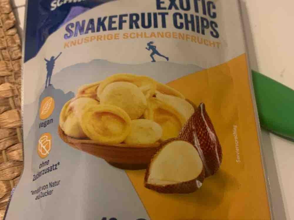 exotic snakefruit Chips, knusprige schlangenfrucht von alineck | Hochgeladen von: alineck