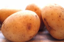 Kartoffel, roh | Hochgeladen von: julifisch