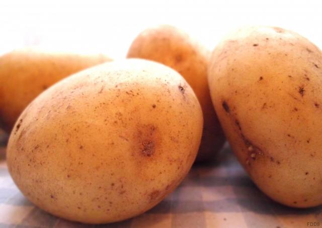 Kartoffel, roh   Hochgeladen von: julifisch