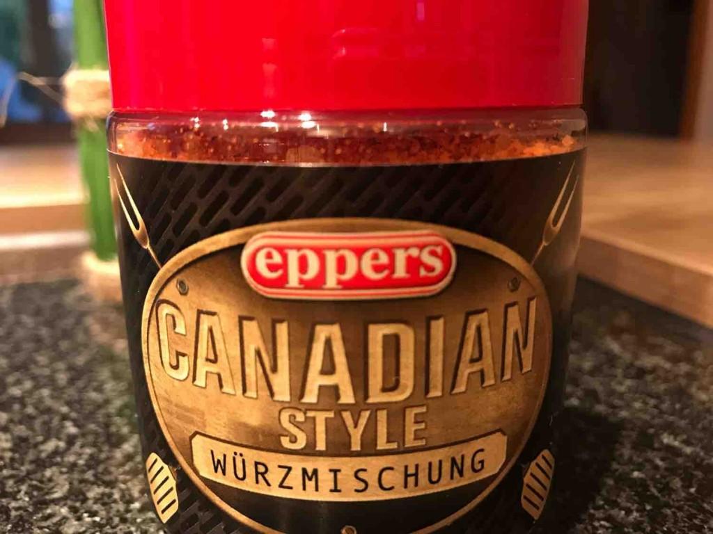 Canadian Style Würzmischung von Kathi1709 | Hochgeladen von: Kathi1709