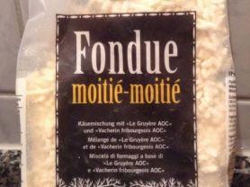 Fondue moité-motié, Käsefondue   Hochgeladen von: Lomasi23