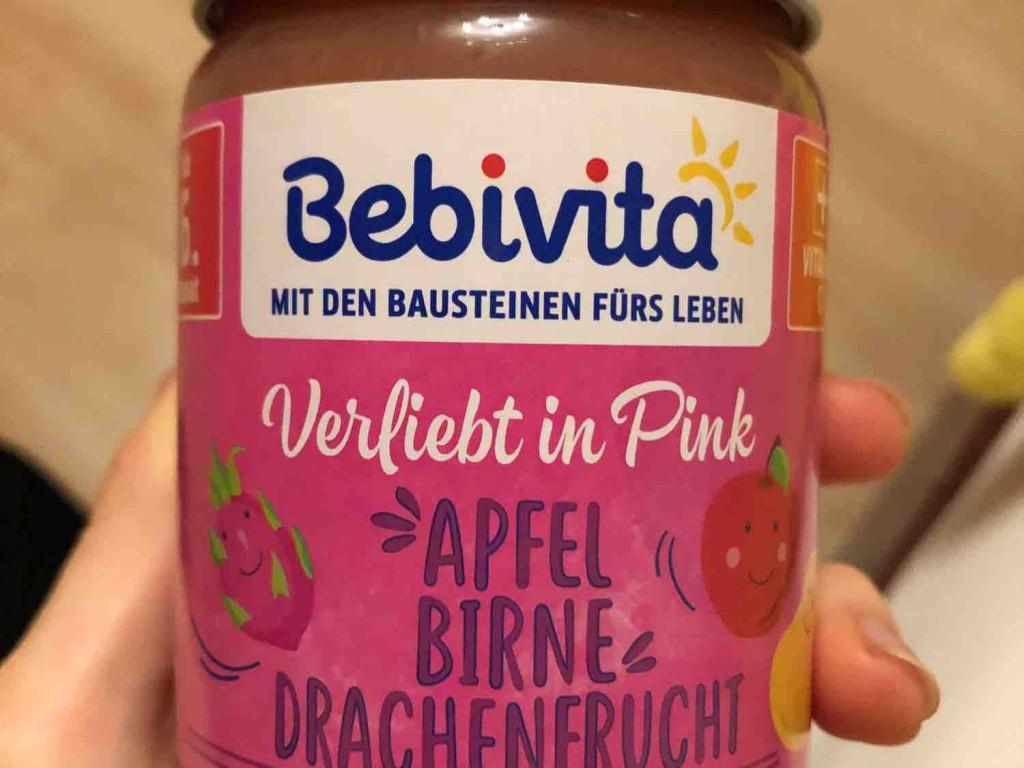 Apfel Birne Drachenfrucht, 190g von alexandra.habermeier | Hochgeladen von: alexandra.habermeier